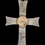 Cruz de Centro Oro
