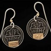 SF 400 Mini-Reales Earrings